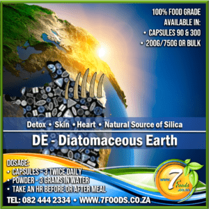 DE – Diatomaceous Earth 200g