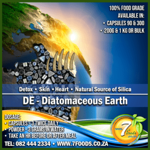 DE- Diatomaceous Earth 1kg