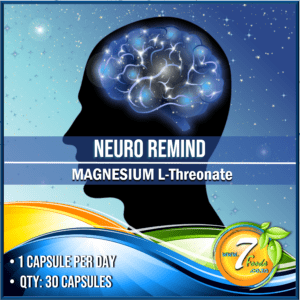 NEURO REMIND – L Threonate (Magnesium) Powder 1kg