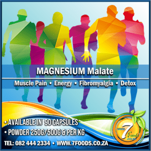 Malate (Magnesium) Powder – 100g