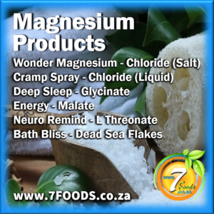 7foods magnesium products