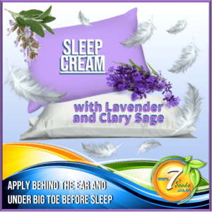 Sleep Cream 25mg
