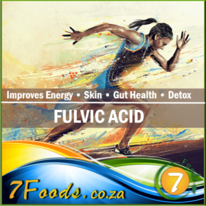 Fulvic Acid 4% – Tablets 200's –